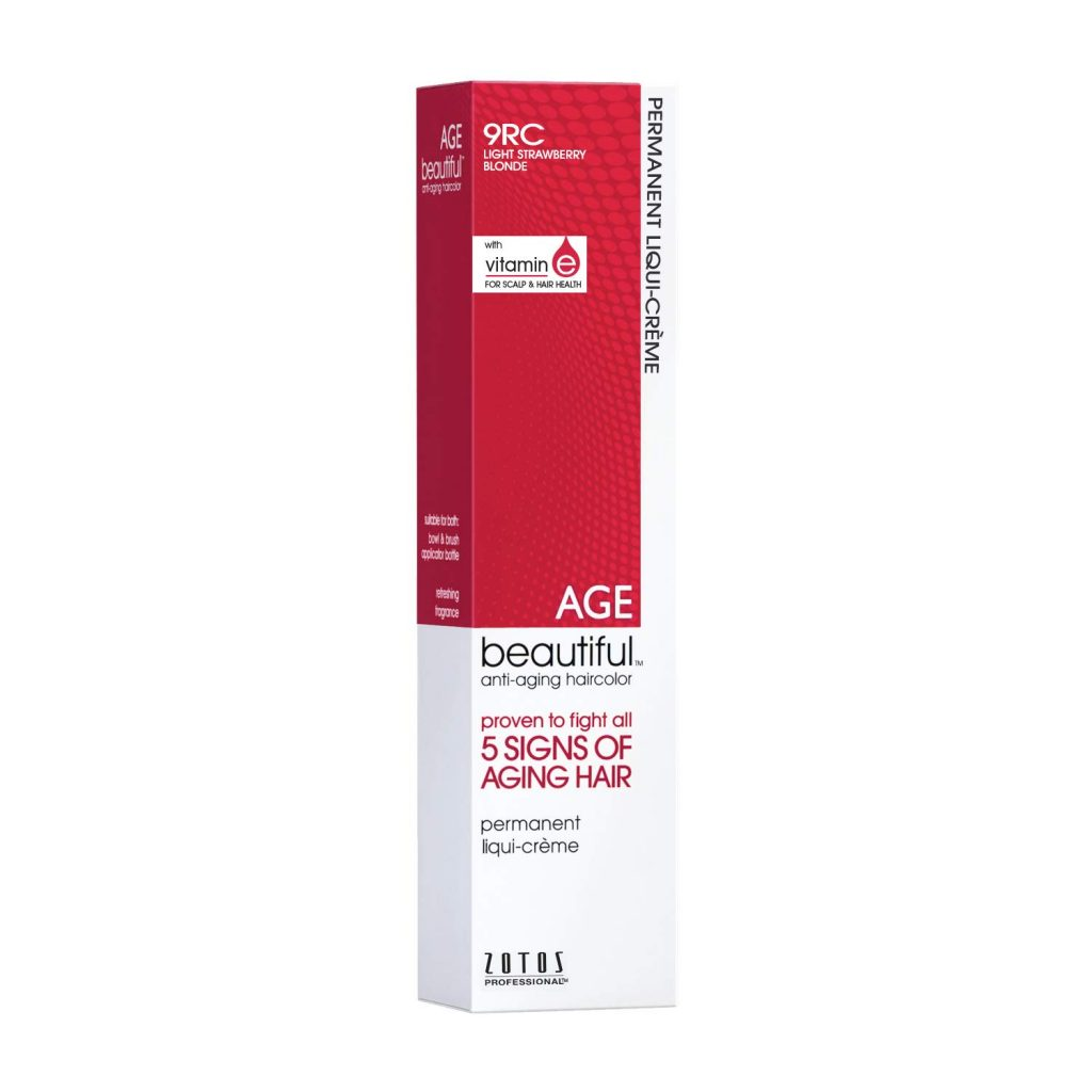AGEbeautiful Anti-Aging Permanent Liqui-creme Hair Color