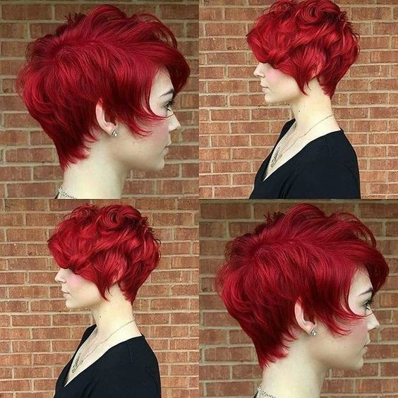 Red Highlights On Brown Hair Check Out These Cool Hot Hairstyles Kalista Salon