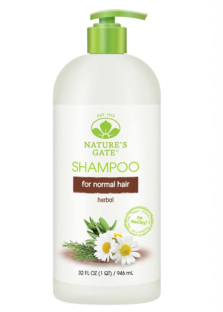 Nature's Gate Natural Herbal Daily Cleansing Shampoo