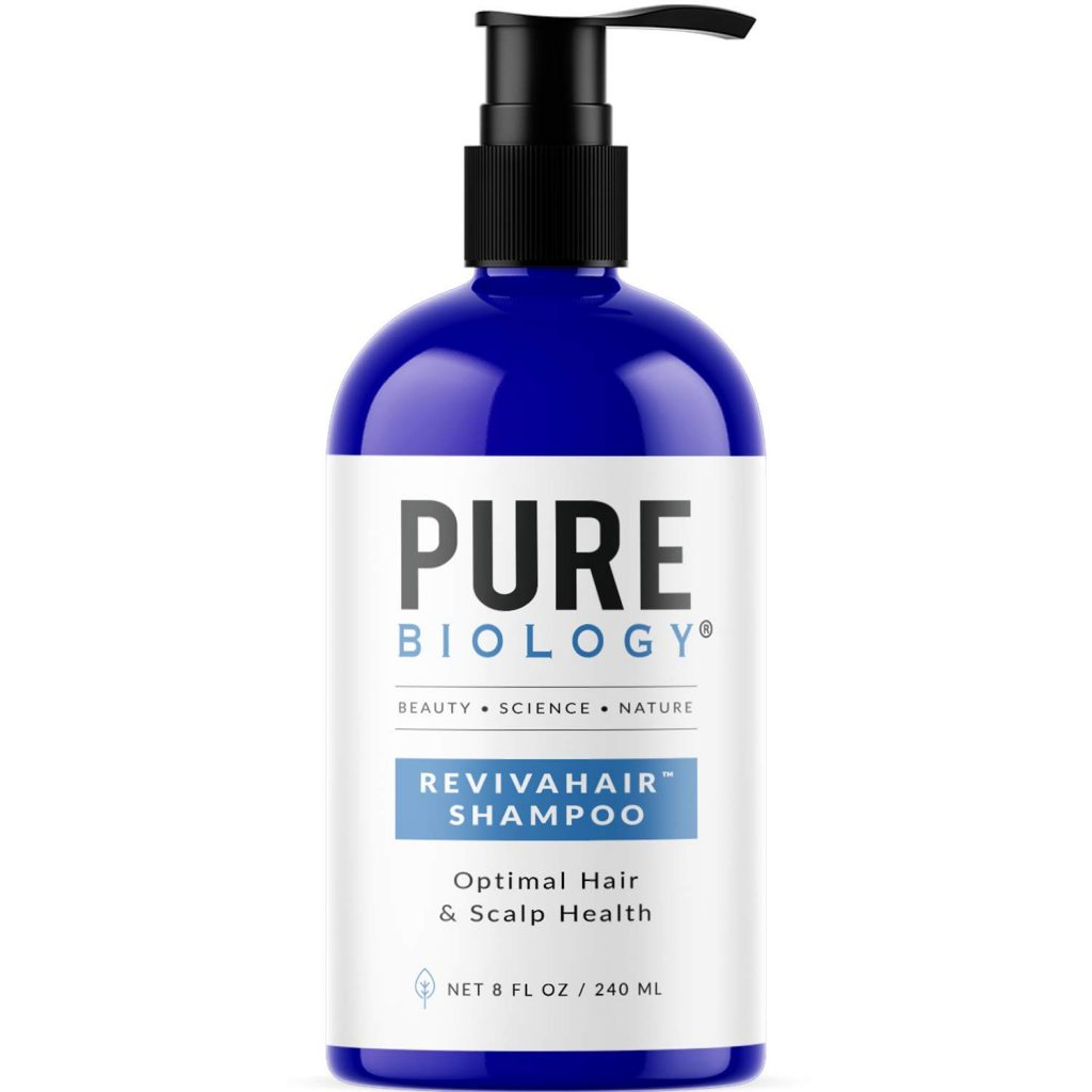 Pure Biology Premium Reviva Hair Shampoo with Biotin