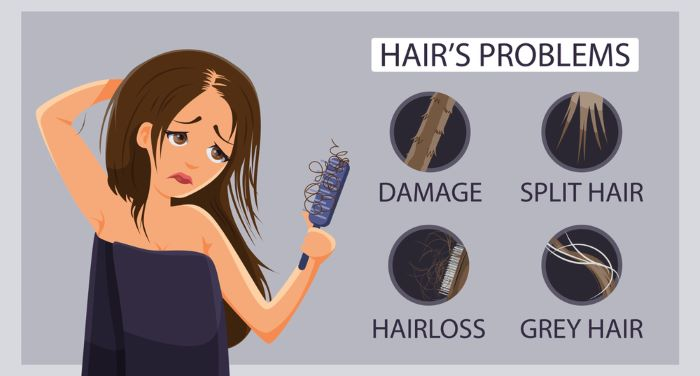 What hair issue do you want to address?