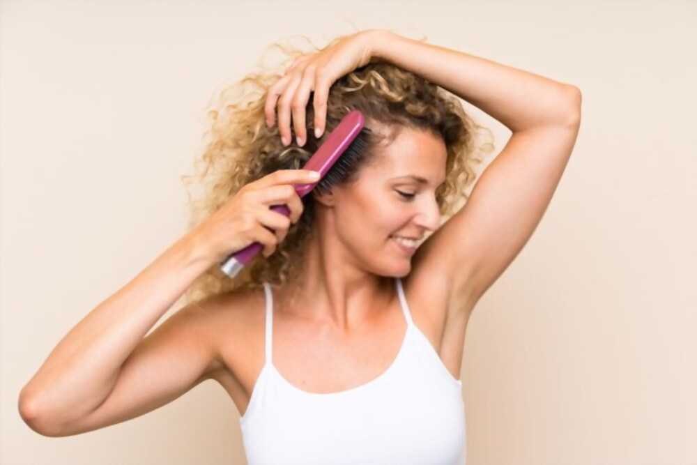 How to expertly manage curly hair