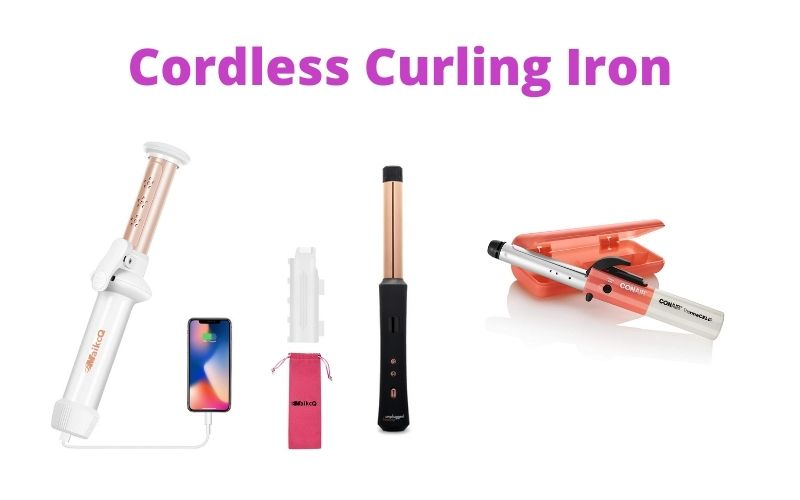 Cordless Curling Iron
