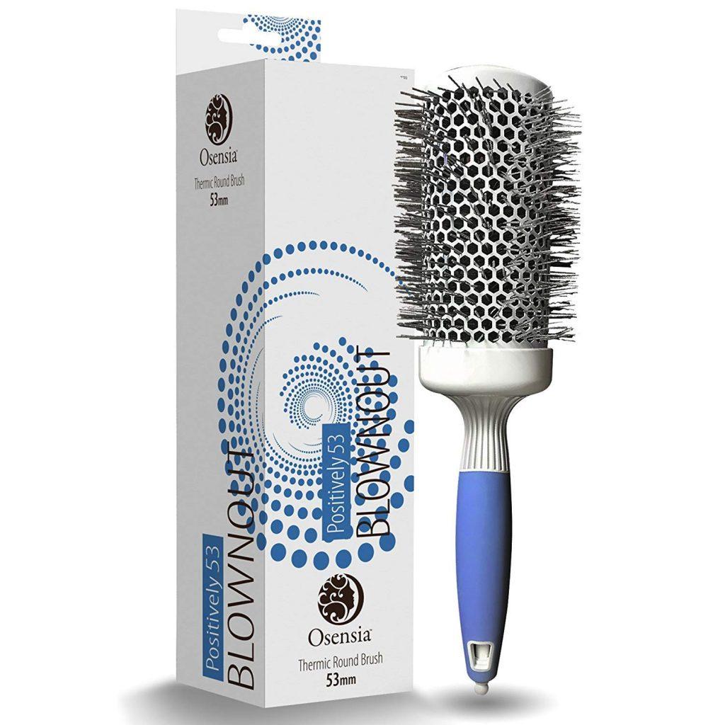 Osensia Professional Round Bristle Brush