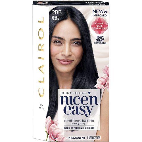 Clairol Nice'N Easy Hair Color- 2BB Blue Black