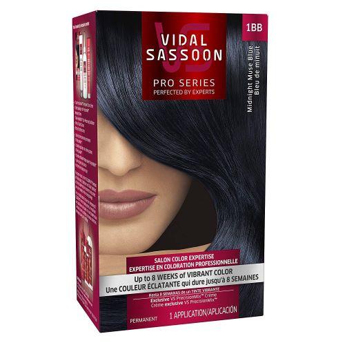 Vidal Sassoon London Luxe- 1bb Midnight Muse Blue