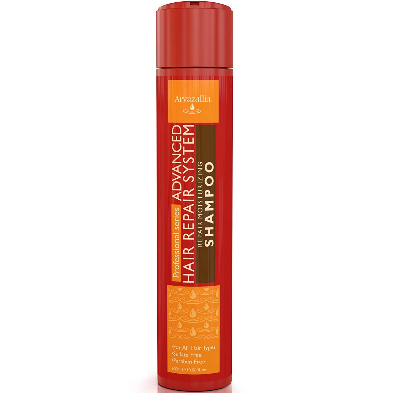 Advanced Hair Repair Moisturizing Sulfate-Free Shampoo
