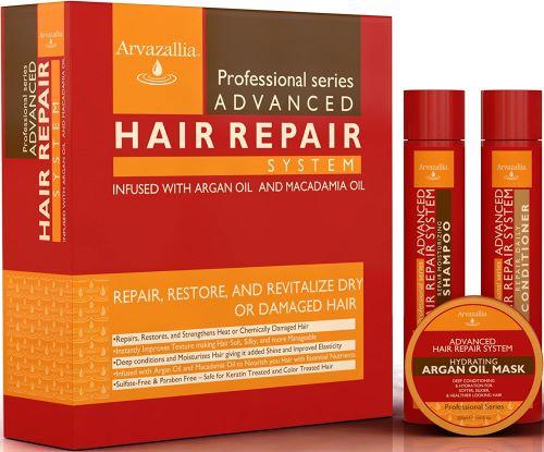 Advanced Hair Repair Shampoo and Conditioner