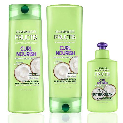 Garnier Hair Care Fructis Curl Nourish Shampoo