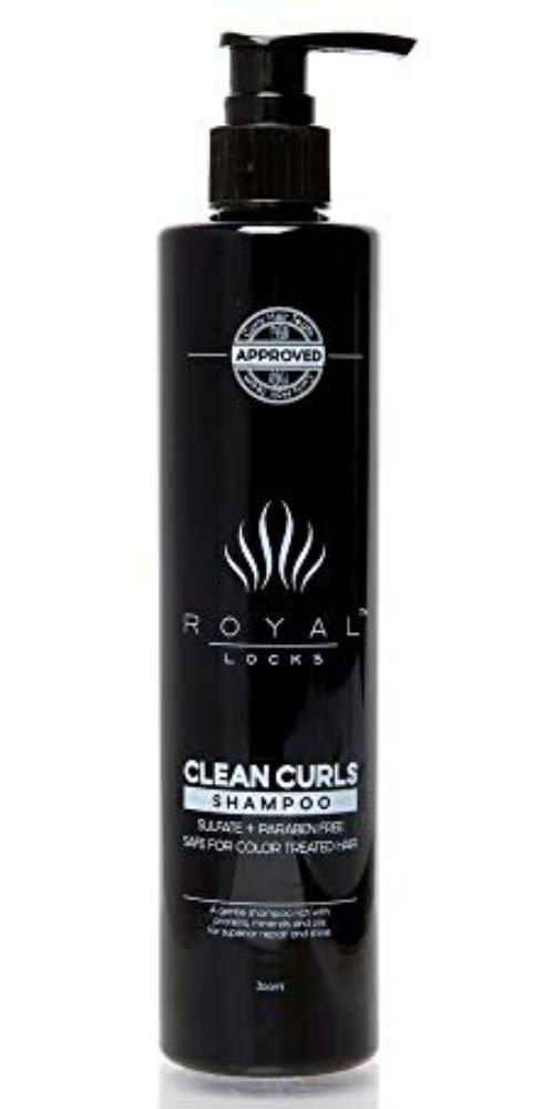 Royal Locks Clean Curls Shampoo