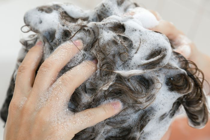 How to shampoo and condition permed hair