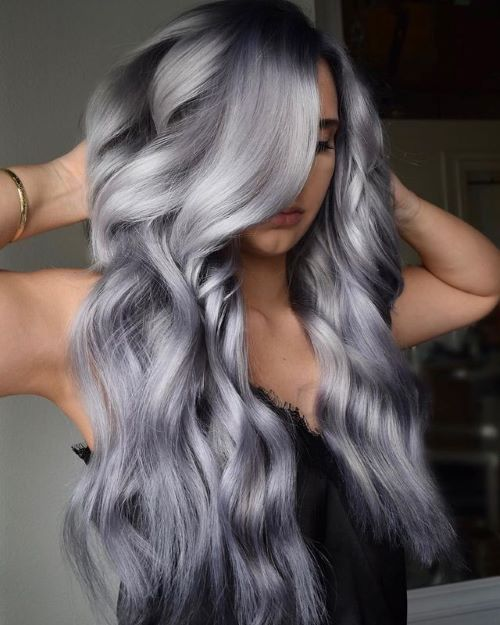 Cool silver