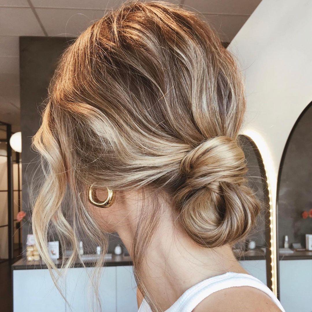 Bridal knot