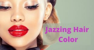 Jazzing Hair Color