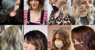 Modern Shag Haircuts for Short