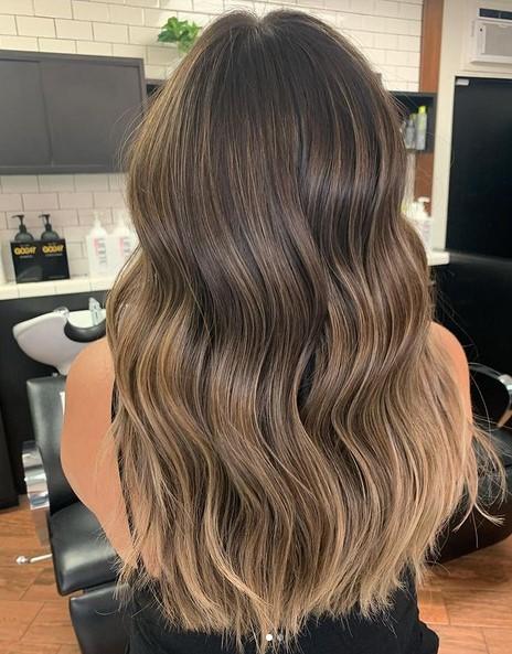 Classic brown-blonde