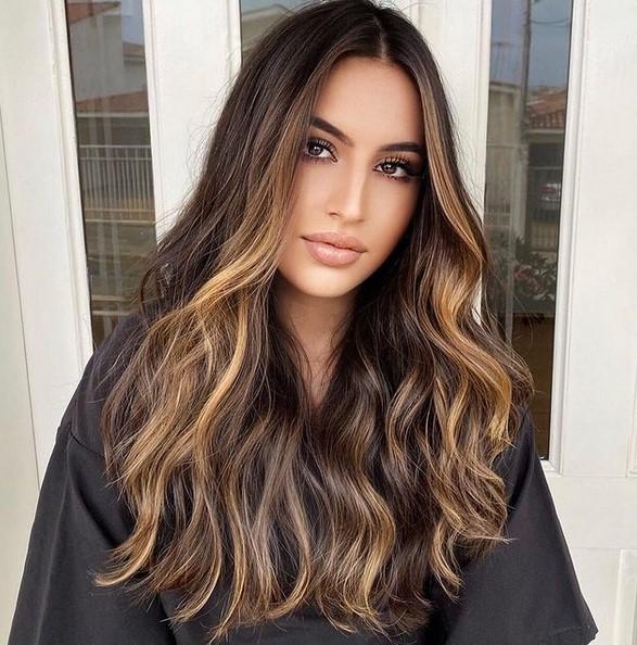 hair dye is used