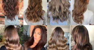 Shades of Brown Hair for The Most Gorgeous Brunettes