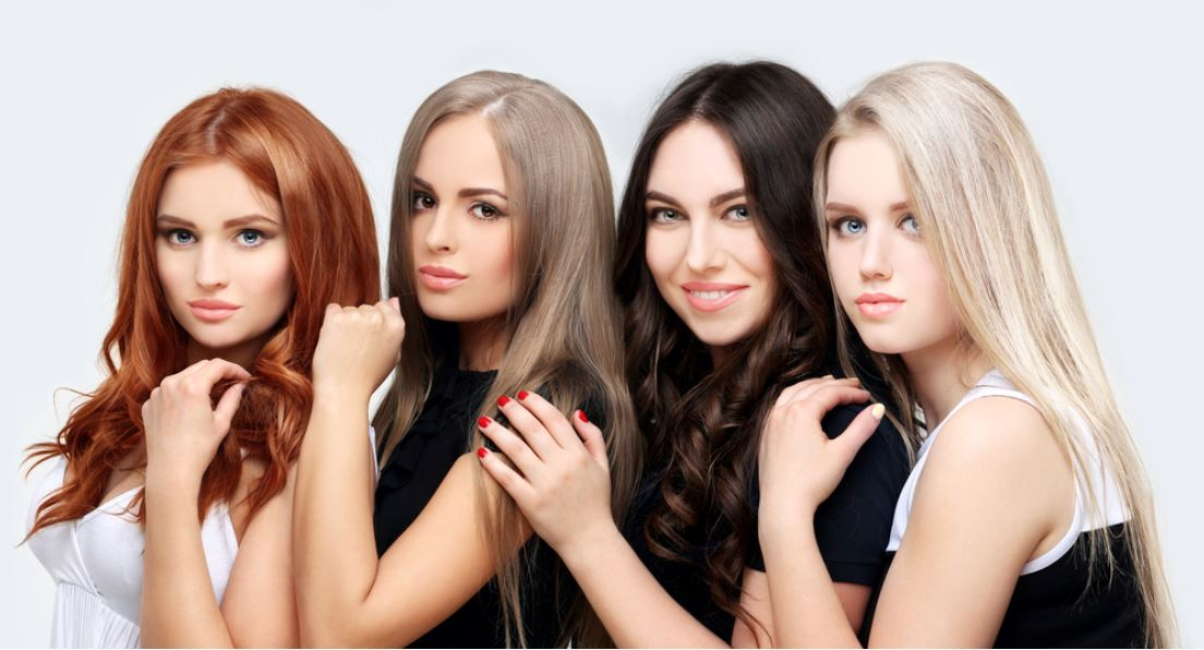 common hair colors