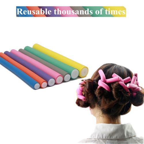 flexy hair curler