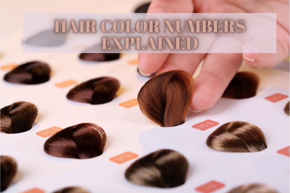 hair color numbers explained