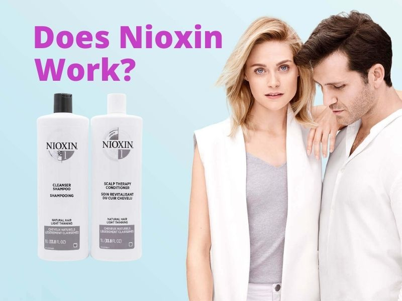 Does Nioxin Work