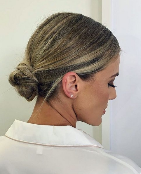 Easy low knot