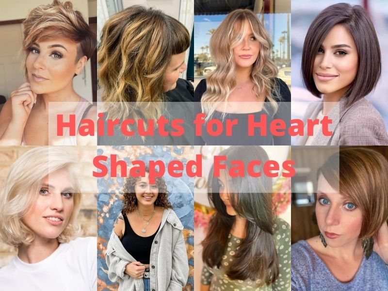 Haircuts for Heart Shaped Face