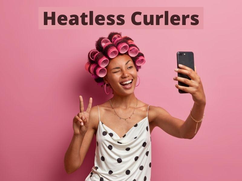 Heatless curlers